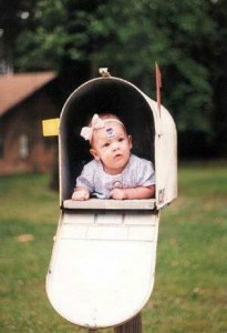 BABY MAIL