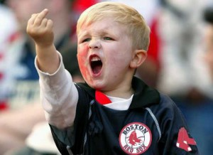 red sox kid