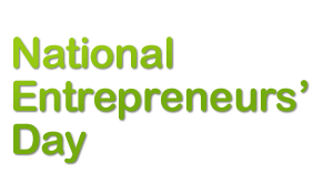national entrepreneurs day