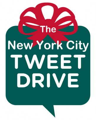 new york city tweet drive