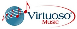 Virtuoso music Logo