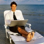 Tips for Staying on Top of Your Business While Traveling