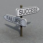 Can Failure Become a Means of Success?