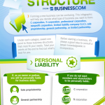 Infographic: Choosing a Business Structure