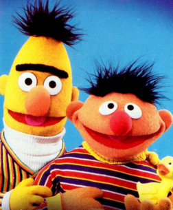 burt and ernie