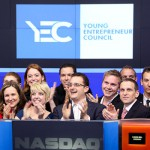 The Young Entrepreneur Council Honored in NASDAQ Closing Bell Ceremony