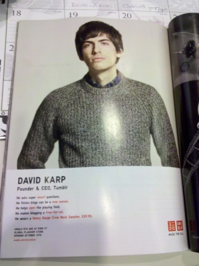 david karpp tumblr GQ