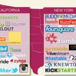 Infographic: Silicon Alley or Silicon Valley. Who's Better?
