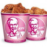 Remember That Time When KFC Had Pink Buckets?