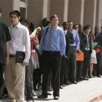 Want a Job? Get Off the Unemployment Line!