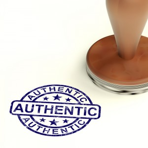 Authenticity is Key to Business Success