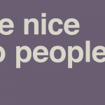 "Being ""Nice"" Is WAY More Valuable"