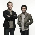 Drew Houston and Arash Ferdowsi