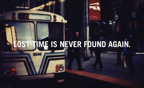 Lost-time-quotes