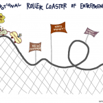 Comic: Emotional Roller Coaster of Entrepreneurship