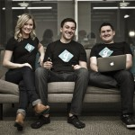 Getaround founders Jessica Scorpio, Sam Zaid and Elliot Kroo