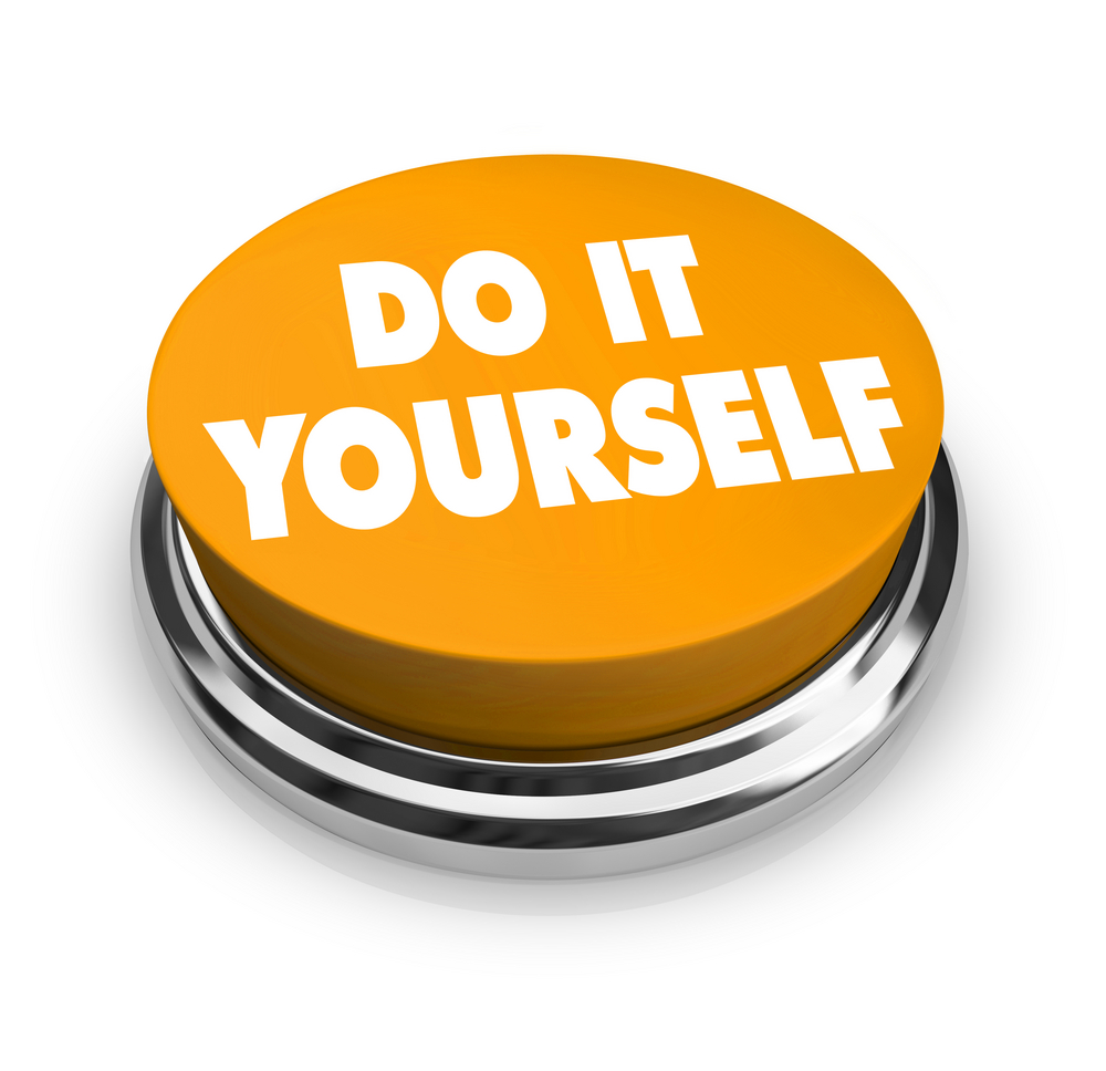 Do It Yourself Company Mentality