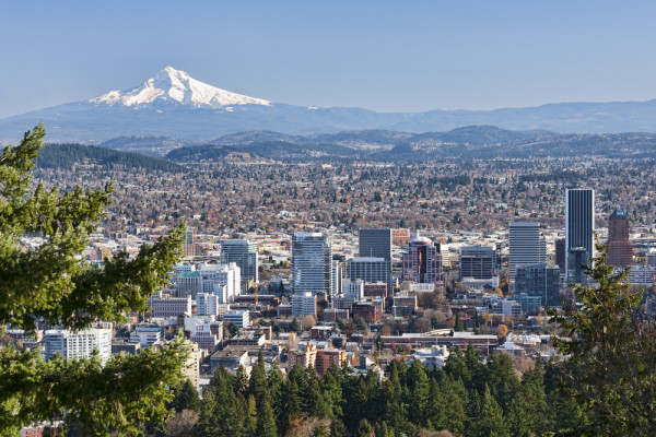 Portland Has Become A Go To Place For Many Young Professionals In Recent  Years. The Move Is Driven By A Relaxed Culture, Numerous Outdoor Activies  All Year ...