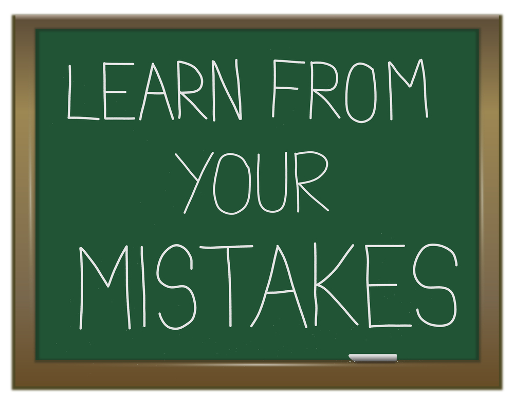 Learn From Your Business Mistakes