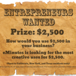 Entrepreneurs Wanted: How Would You Use $2,500 In Your Business? – Partner Offer