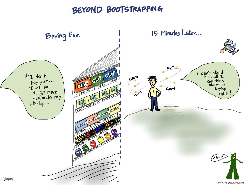 #entrepreneurfail Penny Pinched Beyond Bootstrapping