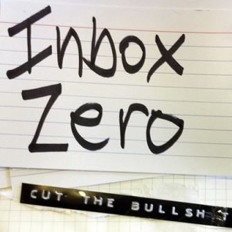 Zero Emails In Your Inbox