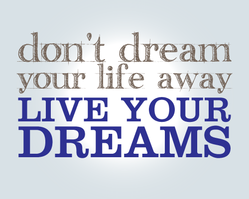 Live-Your-Dreams