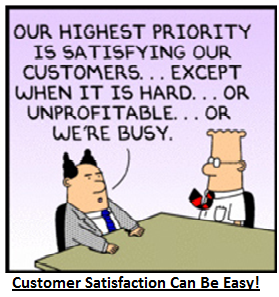 Customer Satisfaction  new