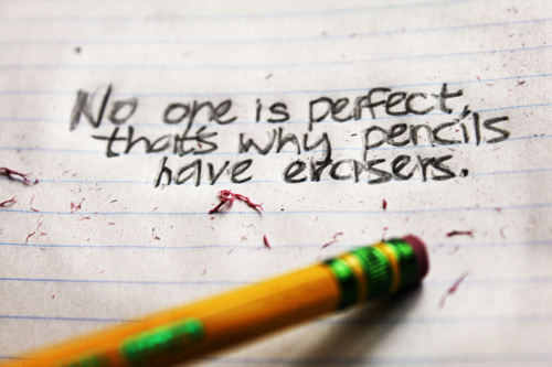 The Battle Between Perfection And Good Enough