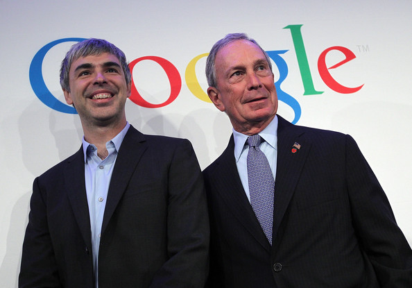 Michael+Bloomberg+Larry+Page+Google+Larry+jibYcLwQNcHl