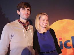 larry page and marissa mayer