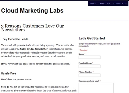 cloud marketing labs 3