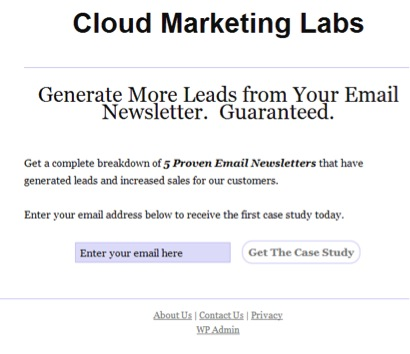 cloud marketing labs
