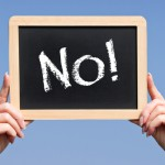 Why Learning to Say NO is Good For Your Career