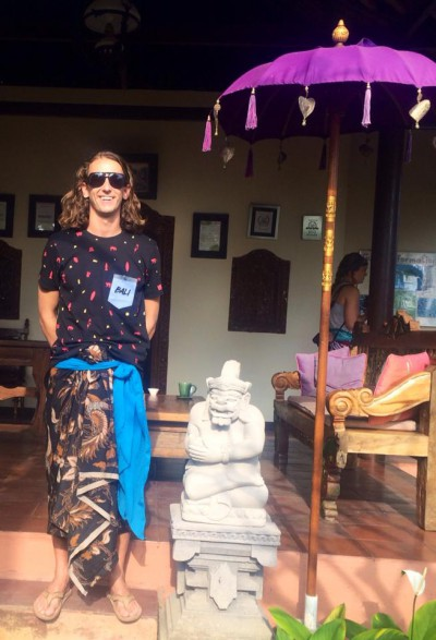 Matt Wilson Under30Experiences Bali Indonesia
