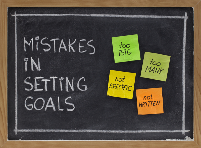 Why You Need to Throw Away Your Goals