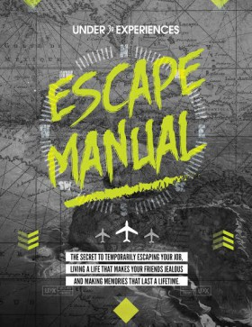 escape manual cover
