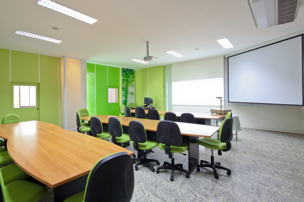 Green Office Space Under30CEO