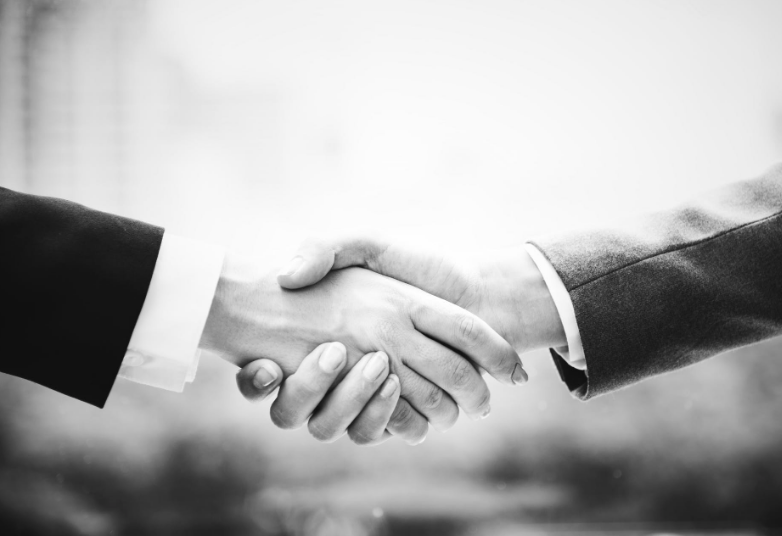 Departing good terms is always a good idea when it comes to business partnerships.